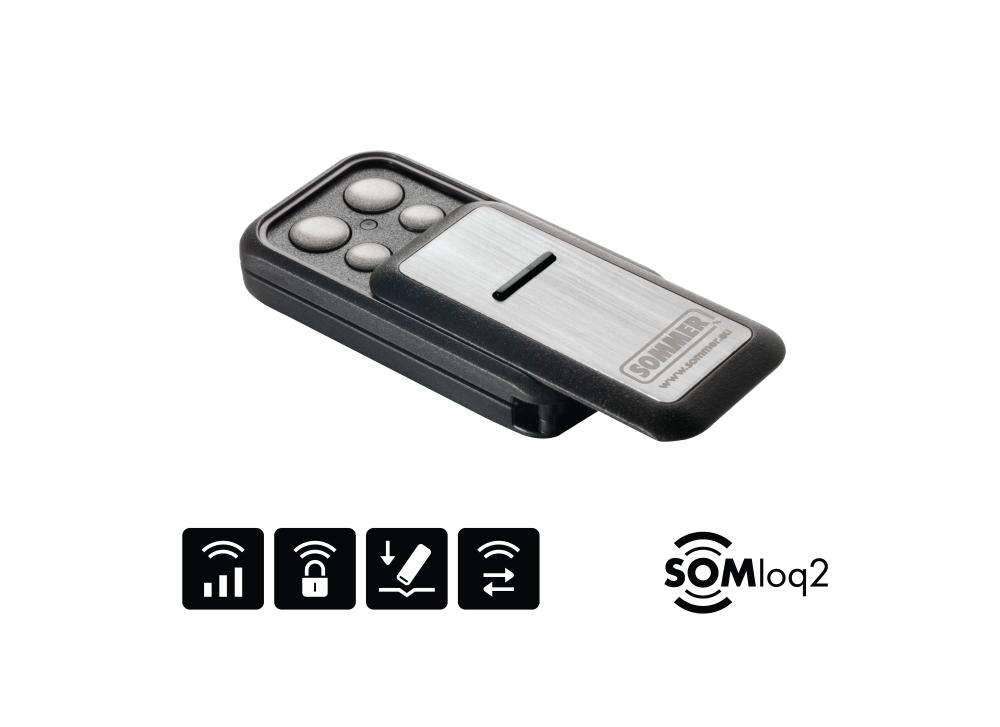 Slider+ négygombos távirányító Image